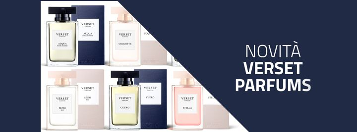 verset, profumi, fragranze, equivalenze