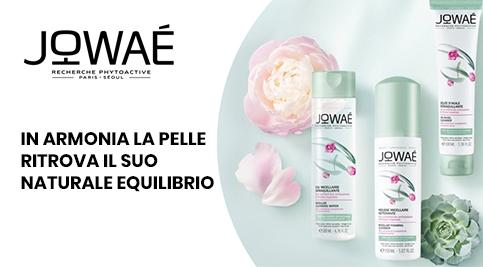 jowae,cosmetici,offerta