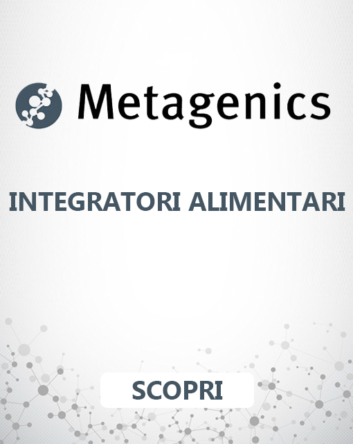 METAGENICS-integratori