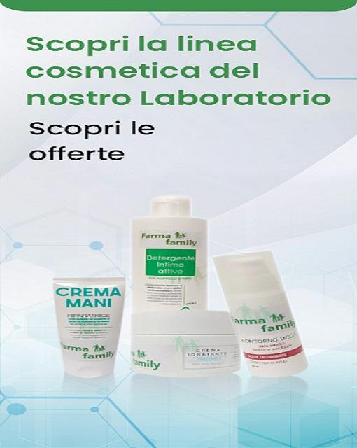 Promozione, linea cosmetica, laboratorio cosmetico