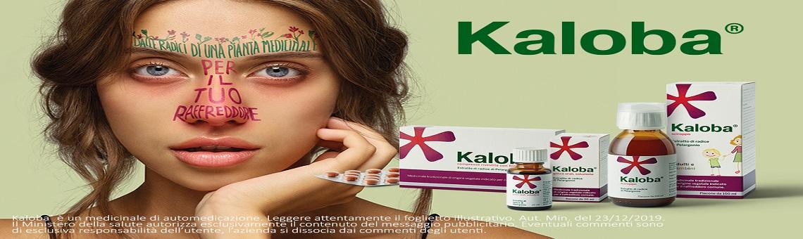 kaloba/raffreddore