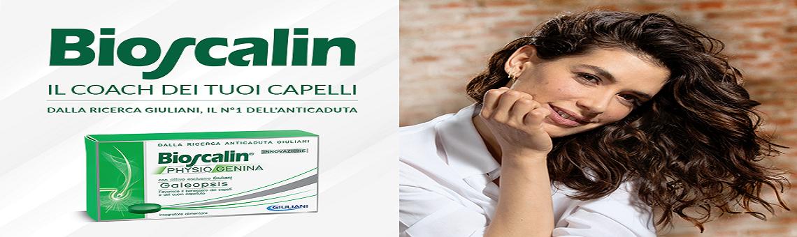 capelli/anticaduta/bioscalin