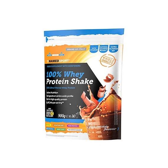100% WHEY PROTEIN SHAKE MILK CHOCOLATE 900 G - Farmaseller