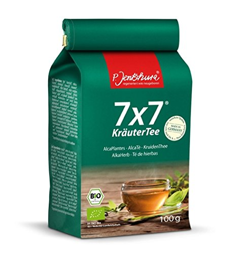 7x7 Kräutertee Tè alle Erbe Bio 100g - Sempredisponibile.it