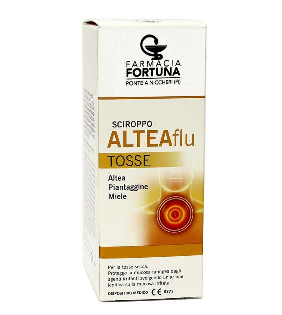TuaFarmaOnline Sciroppo ALTEAFlu Tosse Secca Protegge la Mucosa Faringea 150ml - latuafarmaciaonline.it
