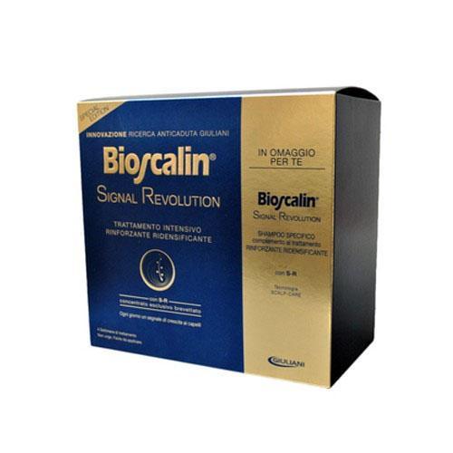 Bioscalin Cofanetto Signal Revolution Lozione 100 ml + Ricostruttivo Concentrato 150 ml Omaggio - latuafarmaciaonline.it