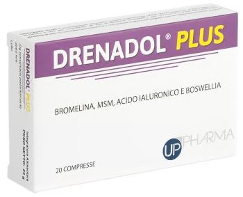 Drenadol Plus 20 Compresse - Farmacia 33