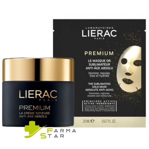 Lierac Premium La Creme Soyeuse Viso Anti Age 50 ml - Farmastar.it