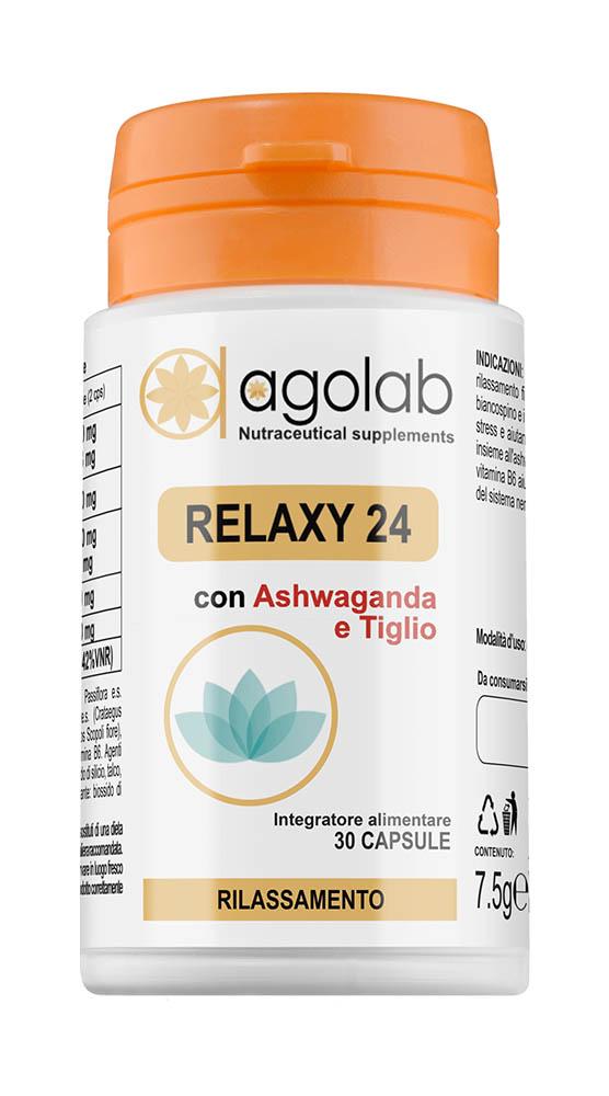 RELAXY 24 30 CAPSULE - Farmafirst.it