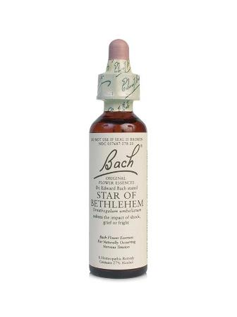 "Star of Bethlehem Fiore di Bach ""Consolatore dell'anima"" 20 ml - Farmaconvenienza.it"