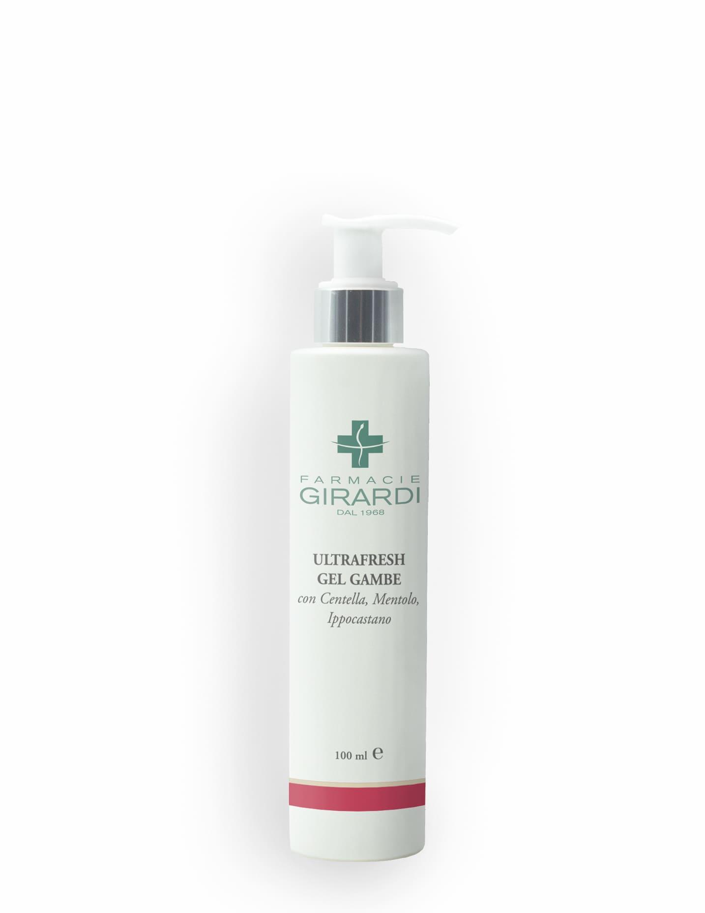 ULTRAFRESH GEL GAMBE - Crema gel rinfrescante Farmacia Girardi 100 ml - Farmalke.it
