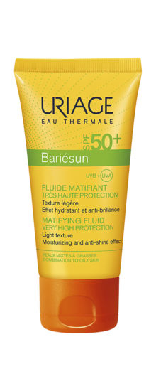 URIAGE BARIÉSUN SPF50+ MAT FLUIDO OPACIZZANTE 50 ml - Farmalke.it
