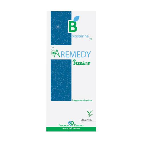 A-REMEDY BIOSTERINE JUNIOR 32 G - latuafarmaciaonline.it