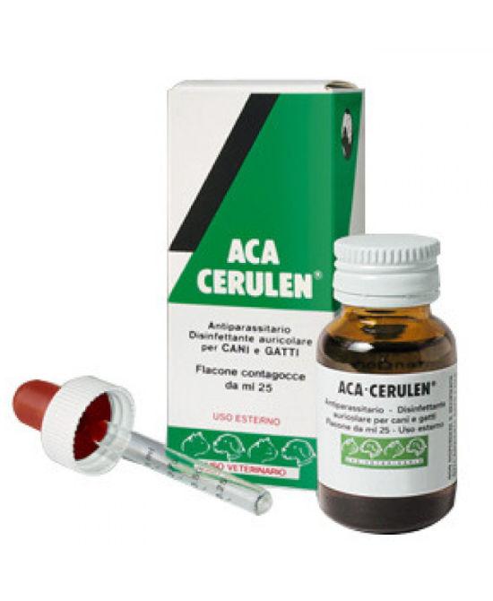ACA CERULEN GOCCE AURICOLARI 25ML - Farmaci.me