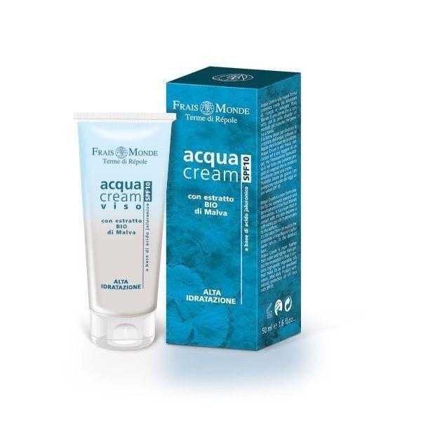 Frais Monde Acqua Cream Viso Alta Idratazione SPF10 50ml - Sempredisponibile.it