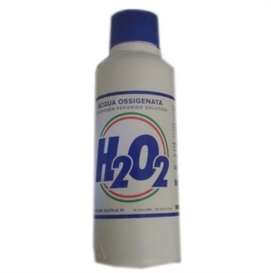 ACQUA OSSIGENATA 10 VOLUMI 250 ML - Farmafamily.it