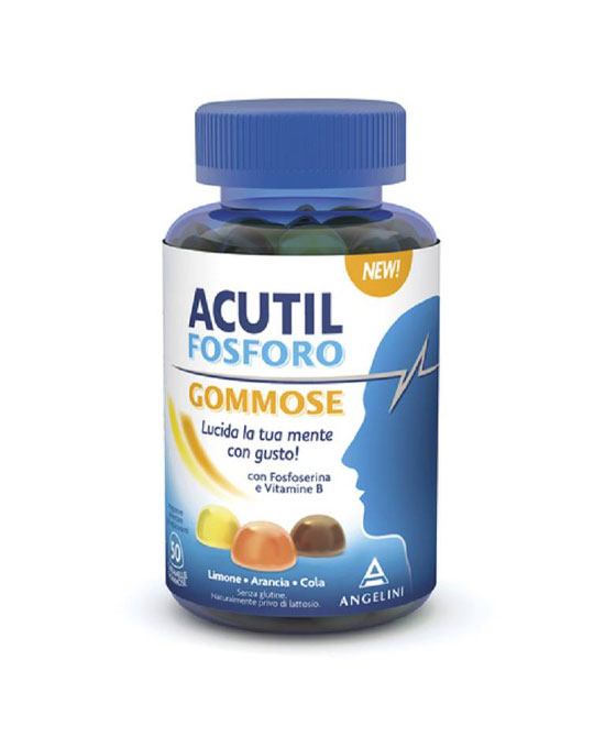 Image of ACUTIL FOSFORO 50 CARAMELLE GOMMOSE