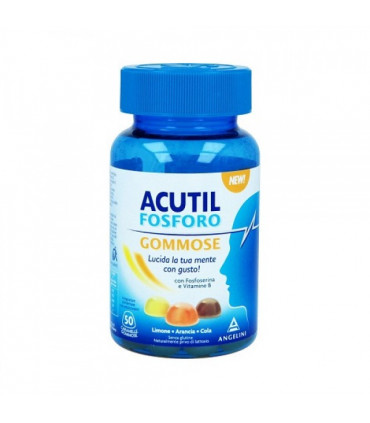 Acutil Fosforo 50 Caramelle Gommose - Arcafarma.it