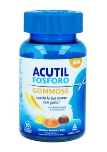 ACUTIL FOSFORO 50 CARAMELLE GOMMOSE - Farmaconvenienza.it