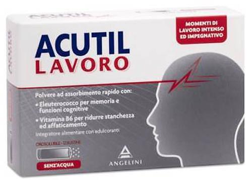 ACUTIL LAVORO 12 BUSTINE 1,2 G - Farmacia Centrale Dr. Monteleone Adriano