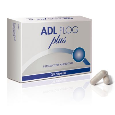 ADL FLOG PLUS 1150 MG 20 COMPRESSE - Zfarmacia
