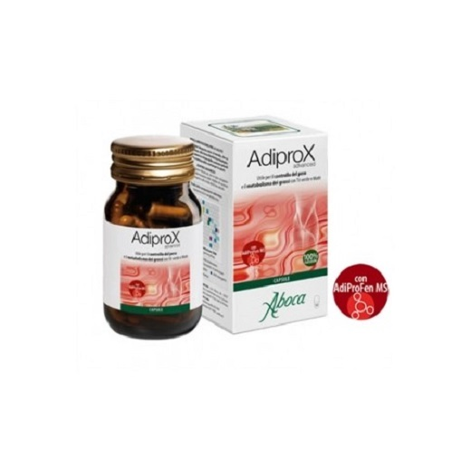 ABOCA FITOMAGRA ADIPROX ADVANCED INTEGRATORE ALIMENTARE 50 OPERCOLI - Farmastar.it