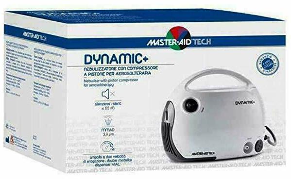 AEROSOL MASTER-AID DYNAMIC+ - Farmacia Centrale Dr. Monteleone Adriano