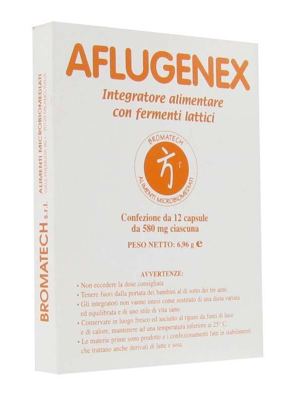 AFLUGENEX 12 CAPSULE NUOVA FORMULA - Farmafirst.it