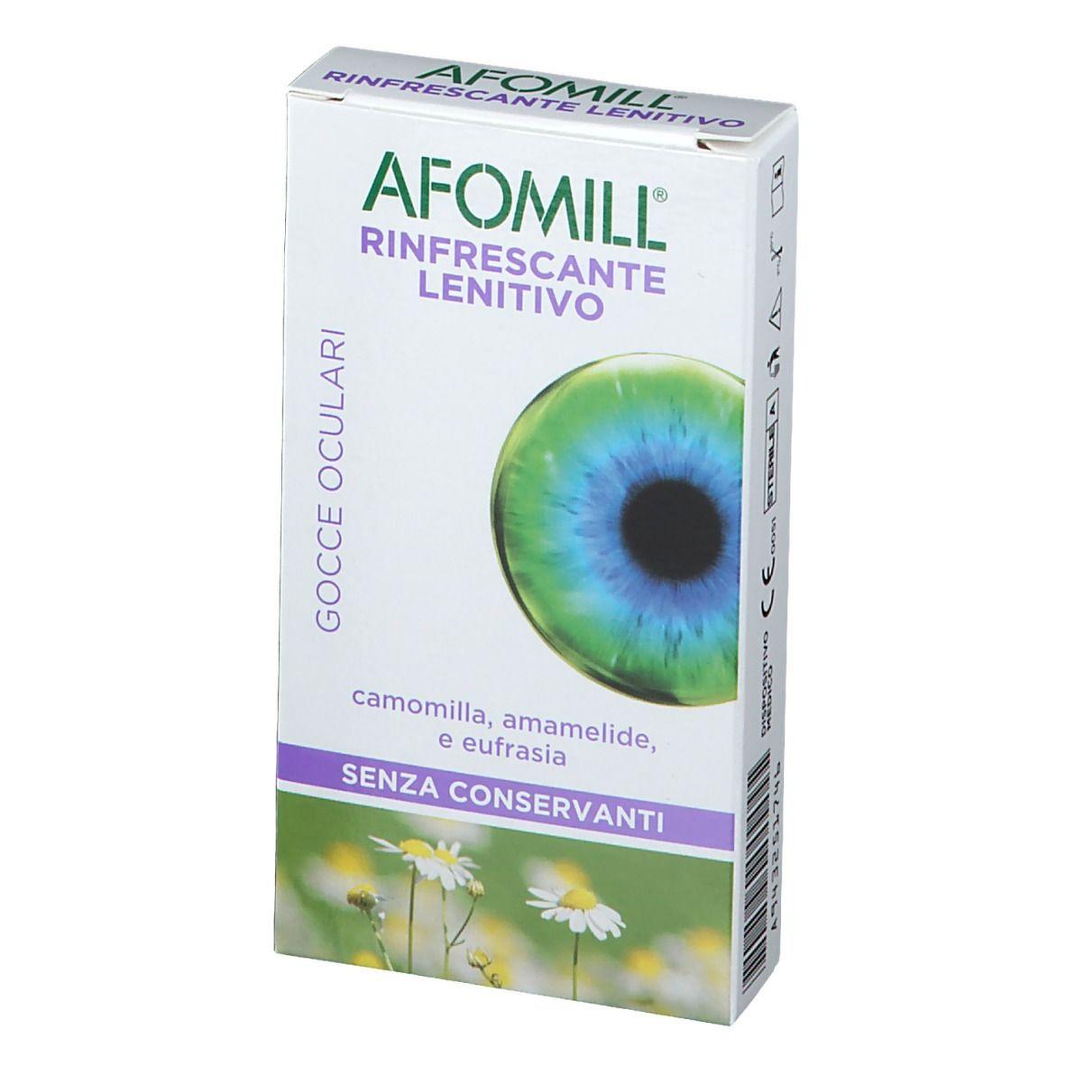 AFOMILL RINFRESCANTE SC 10F - Speedyfarma.it