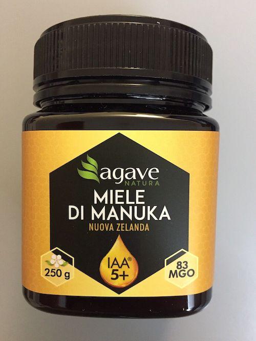 Agave Natura Caramelle Miele di Manuka IAA 5+ 250g - Sempredisponibile.it