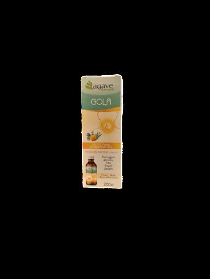AGAVE NATURA SCIROPPO GOLA 200 G - Farmacia 33