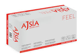 AJSIA GUANTI IN LATTICE MISURA 6/6 E MEZZO - La farmacia digitale