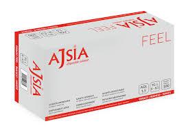 AJSIA GUANTI IN LATTICE MISURA 8/8 E MEZZO - La farmacia digitale