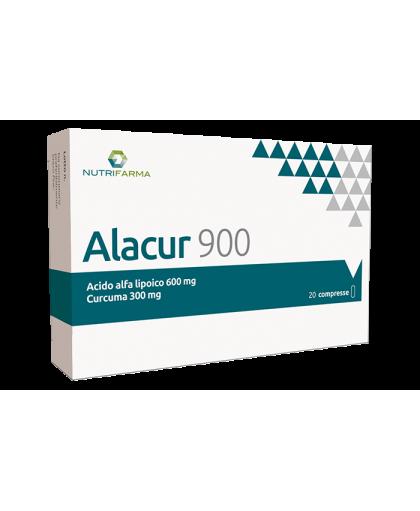 ALACUR 900 25,6 G - 20 COMPRESSE - Farmapage.it