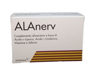Alanerv 920mg 20cps - Farmacia 33