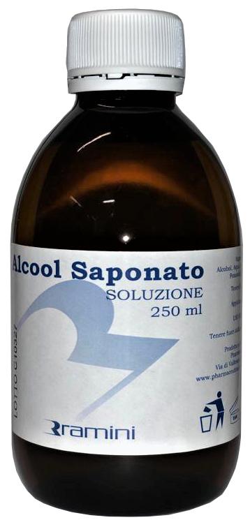 ALCOOL SAPONATO 250 ML - Farmacia Centrale Dr. Monteleone Adriano