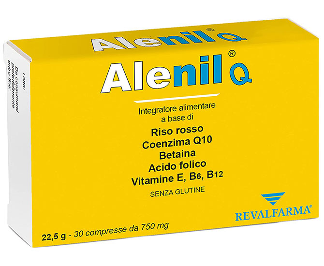 ALENIL Q 30 COMPRESSE 750 MG - Farmacielo