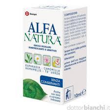 ALFA NATURA 10 ML - Farmaciasconti.it