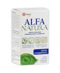ALFA NATURA 10 ML - pharmaluna