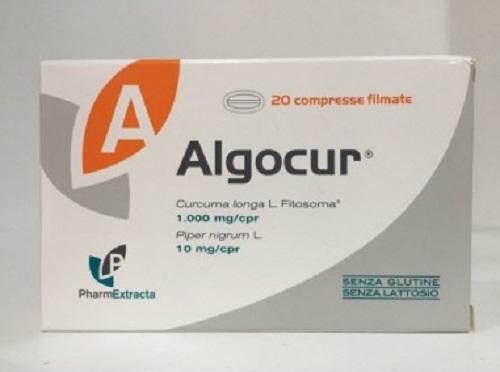 Algocur Integratore Antiossidante Antinfiammatorio Dolore Pharmextracta 20 Compresse - Farmastar.it
