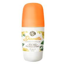 Alkemilla Deodorante Fiori di Primavera Roll-On 75 ml - Iltuobenessereonline.it