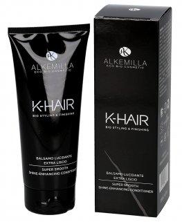 Alkemilla K-Hair Balsamo Lucidante extra liscio 200ml - Iltuobenessereonline.it