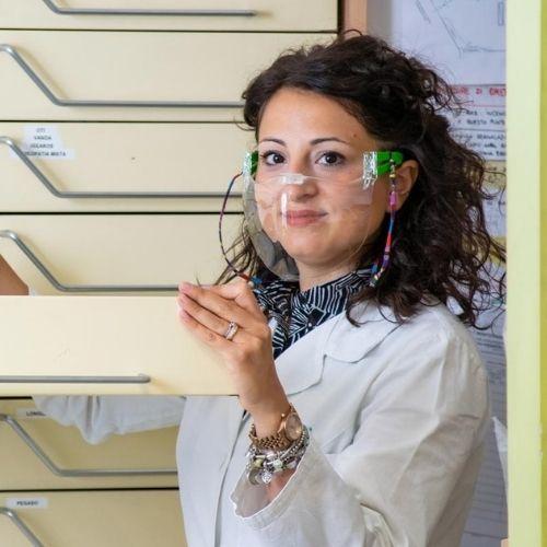 Mascherina Allegra Mask in policarbonato sterilizzabile riutilizzabile - Farmastar.it