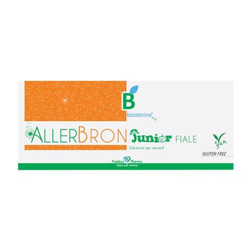 ALLERBRON BIOSTERINE JUNIOR 10 FIALE - latuafarmaciaonline.it