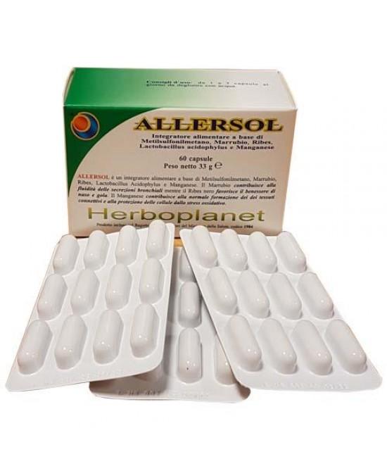 Allersol 60 Capsule - Arcafarma.it