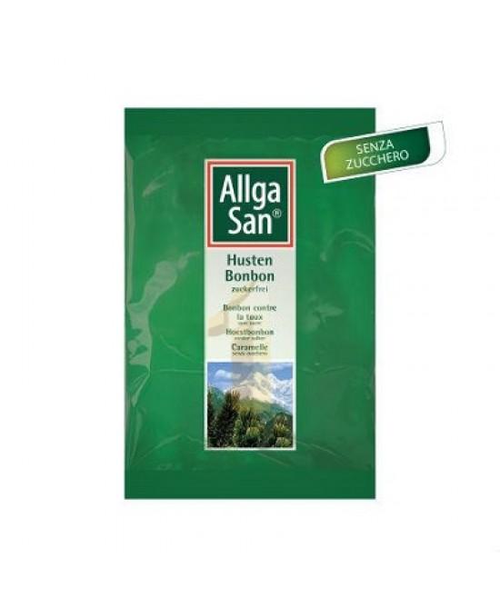 Allga San Caramelle Pino senza zucchero 50g - Farmapage.it