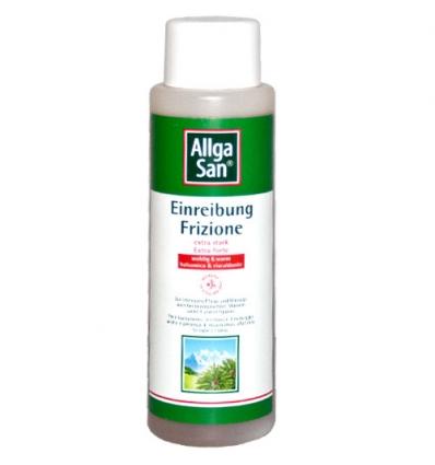 Allga San Frizione  Einreibung Extra Forte 250ml - Farmapage.it