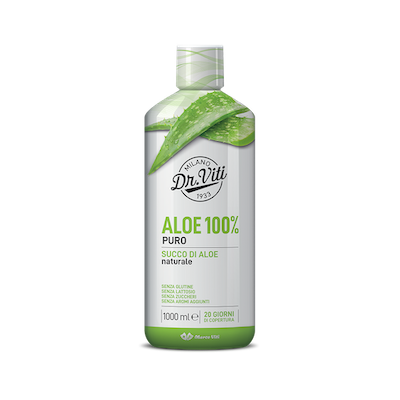 Aloe 100% Puro Naturale 1000ml - Arcafarma.it