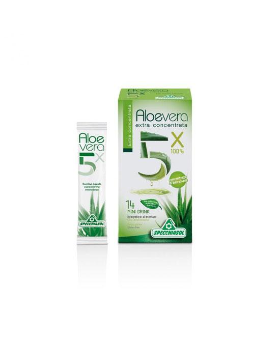 Aloe 5x 14bustine. - latuafarmaciaonline.it