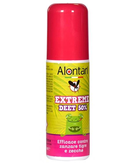 Alontan extreme spray 75ml - latuafarmaciaonline.it